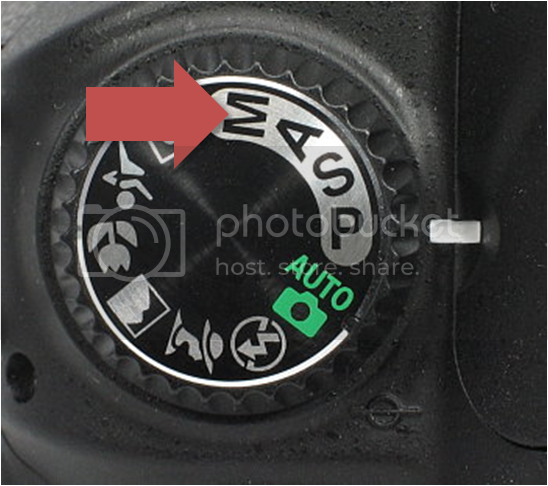 how to put camera lens into manual mode